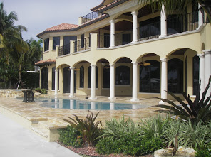 Elegant Two Story with Custom Pool Deck Installation 1