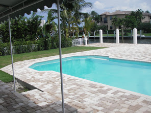 Intracoastal Pool Deck Installation 4