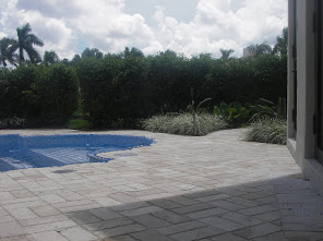 Oval Pool Deck Installation 2