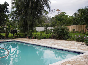 Rectangular Pool Deck Installation 2