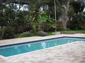 Rectangular Pool Deck Installation 6