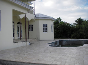 Two Story Home Custom Pool Deck Installation 1