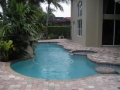 Custom Pool Deck Installation 1