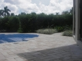 Oval Pool Deck Installation 1