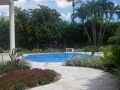 Oval Pool Deck Installation 3