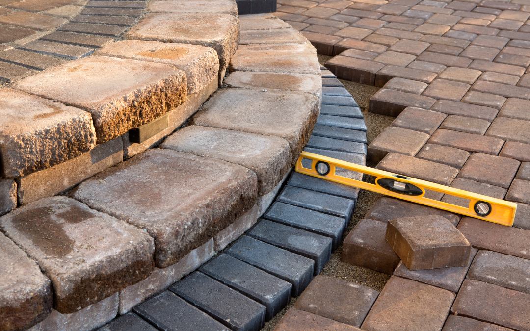 Steps and Paver Installation