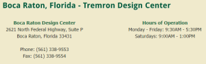 Tremron Design Center